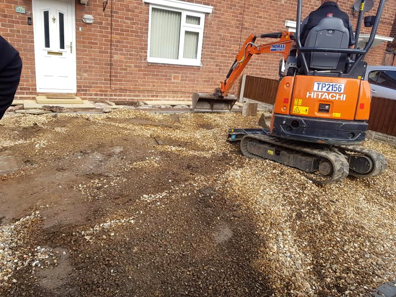 Cestrian Tarmac Driveways in Chester