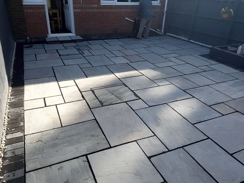 Cestrian Paving in Chester